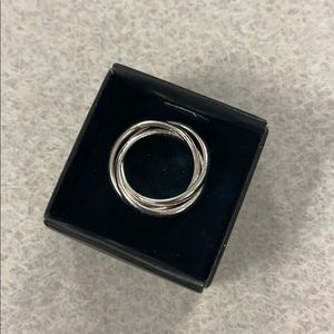 3 Band Rolling Ring